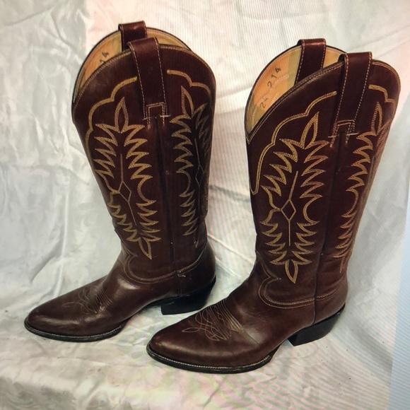 e913a6704a0 Men's Rudel Western Cowboy Boots